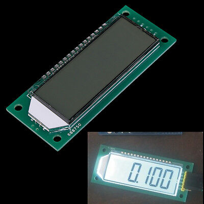 LCD Module 6 Bit 8-Segment 3-wires SPI HT1621 Module Character LCD for Arduino D