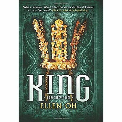 King (Dragon King Chronicles) - Hardcover NEW Ellen Oh(Author 2015-03-31