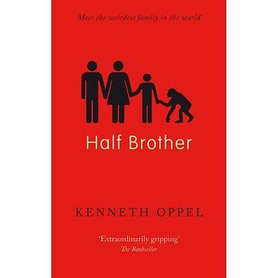 Half Brother - Paperback NEW Kenneth Oppel(A 2015-12-31