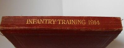 infantry  training  1914   General staff war office edition     printed oct 1914