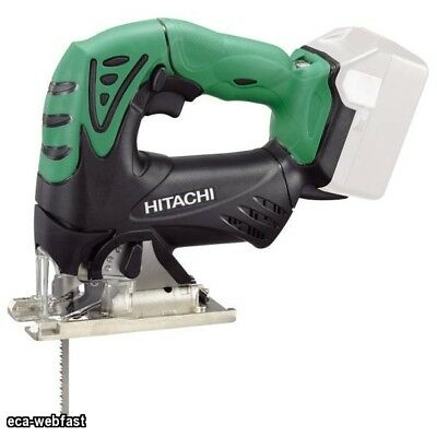 Hitachi Cj18Dsl/l4 18V Cordless Jigsaw Body Cj18Dsl Brand New