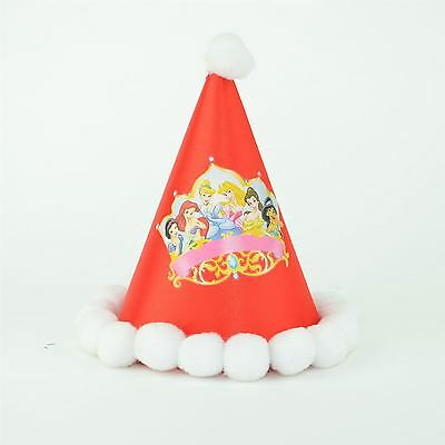 New Foil Princess Cone Hat with Marabou 25.4cm