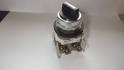 Allen Bradley 800T-N2Kf4B Series T 4-Position Maintained Selector Switch