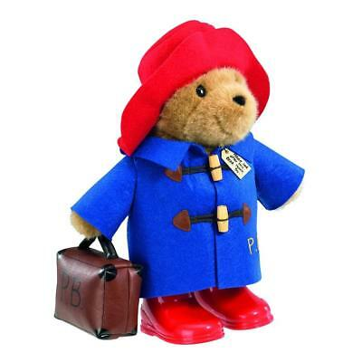 Large Classic Paddington Bear with Boots and Suitcase (10m+) Officially Licenced