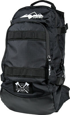 HMK Black Cascade Pack Snow Backpack 1,000 Cubic Inches