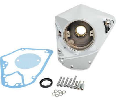 Drag Specialties Replacement Cam Cover Kit For Harley-Davidson Chrome 0940-0785