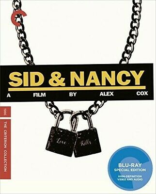 Criterion Collection: Sid And Nancy [New Blu-ray] Restored, Special Edition, 4