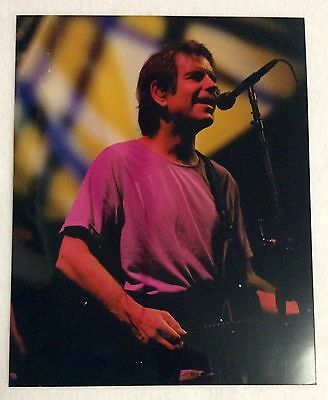 "GRATEFUL DEAD BOB WEIR PHOTO - Madison Square Garden, NY - 9-20-93 - 8"" x 10"""