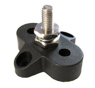 Dual Battery Parts Insulated Terminal Stud M6 - Connection Post - Abr