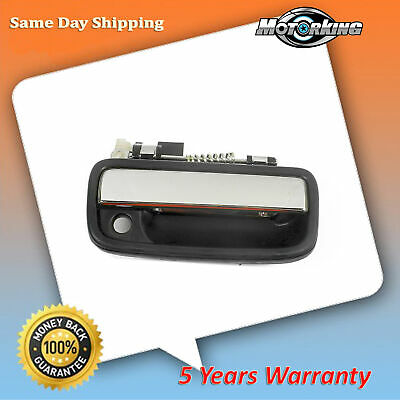 For 1995-2004 Toyota Tacoma Plastic Chrome Lever Front Right Outside Door Handle