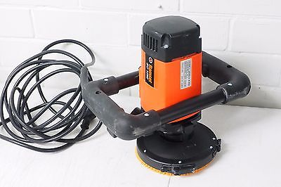 Ramset SG 125E Fast dust free concrete surface floor grinder in hard case