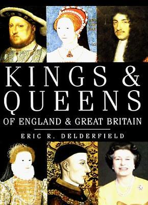 Kings and Queens of England and Great Britain-Eric R. Delderfield