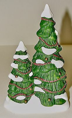 Dept 56 Dickens Village *christmas Carol Revisited 58319 Single Decorated Tree