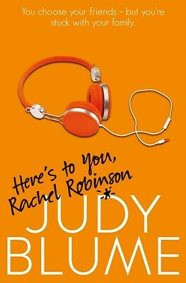 Here's to You, Rachel Robinson (Paperback), Blume, Judy, 9781447286837