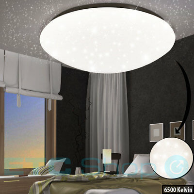 led sternen himmel effekt leuchte deckenlampe licht. Black Bedroom Furniture Sets. Home Design Ideas