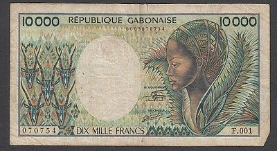 10 000 Francs From Africa A1