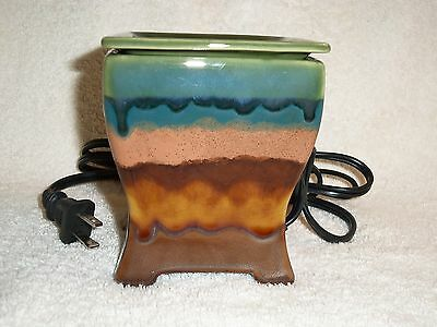 Partylite Tranquility ScentGlow Warmer -- NIB