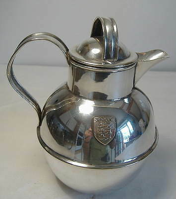 Silver Plated Jersey Cream Jug - 1 Pint Capacity