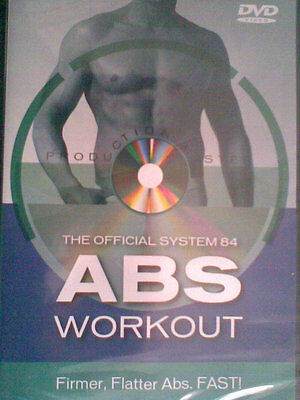 The Official system 84, ABS Workout - New & Sealed