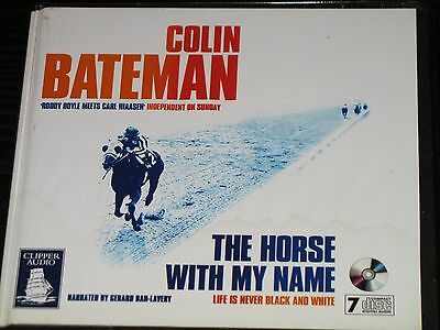 THE HORSE WITH MY NAME by COLIN BATEMAN  -  UNABRIDGED 7 CD AUDIO BOOK