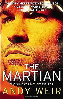 The Martian-Andy Weir, 9780091956141