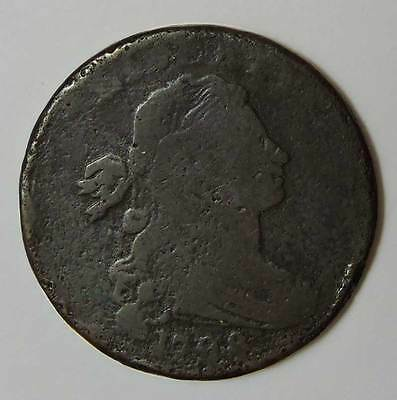 1798 Drapped Bust Large Cent. Very Good. Below WHOLESALE!