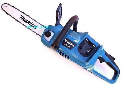 "New Makita XCU03 36V 14"" Chain Saw Cordless Brushless X2 18V LXT 36 Volt"