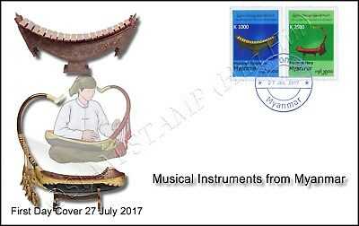Definitive: Local musical instruments -FDC(I)-I-