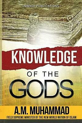 Knowledge of the Gods by Muhammad a.M. (English) Paperback Book Free Shipping!