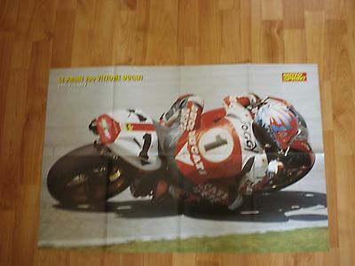 Poster Anno 1995 - Carl Fogarty