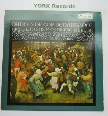 SOL-R 330 - DANCES OF THE RENAISSANCE - Susato / Phalese WOLTECHE - Ex LP Record