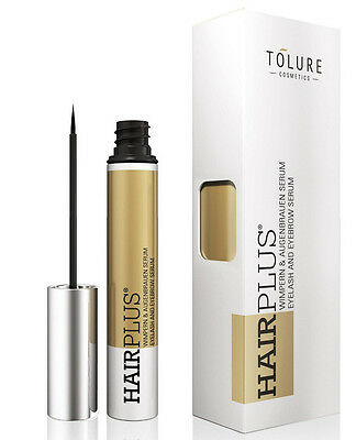Tolure Hairplus 3ml - Wimpernserum Originalverpackt!