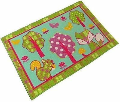 10 X Wholesale Job Lot Childrens Girls Boys Country Animals Rug Mats 60X90Cm