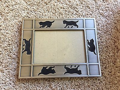 Cat Picture Photo Frame 3x5