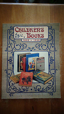 Collectors Guide to Childrens Books, 1850-1950 by Diane McClure Jones SC