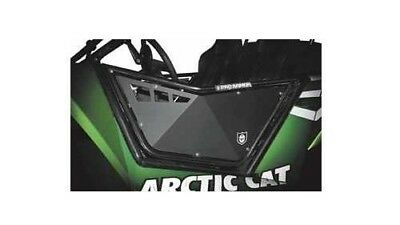 Pro Armor Suicide Doors w/ Cut Outs Black for Arctic Cat Wildcat 1000 LTD 13-14