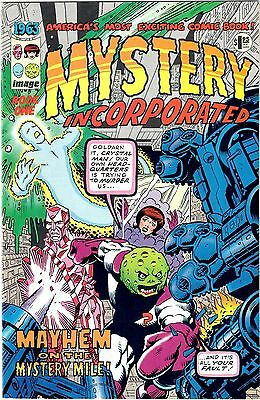 1963 Book One Mystery Incorporated Apr 1993 Comic.#62775*11