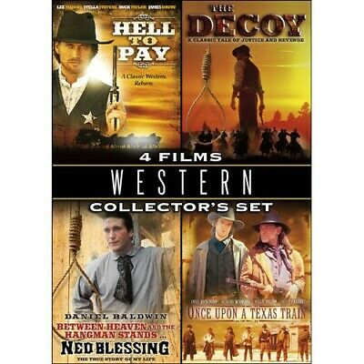 Western Collector's Set [New DVD]