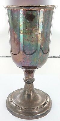 ".rare Important 1917 Trophy Ipswich Grammar. John Hunt ""The Wally Lewis Of 1924"""