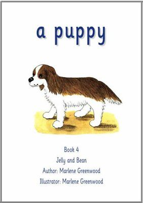 A Puppy (Reception A Series) by Greenwood, Marlene Paperback Book The Cheap Fast