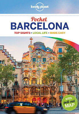 Lonely Planet Pocket Barcelona 5 (Travel Guide) - BRAND NEW 9781786572103