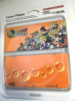 * DRAGONBALL Z EXTREME BUTODEN replacement Cover Plates *New* Nintendo 3DS * NEW