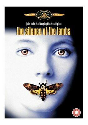 The Silence Of The Lambs (1991) [New DVD]