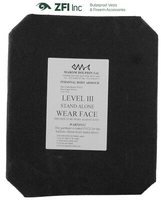 Ceramic Stand Alone Plate Protection Level III (3)