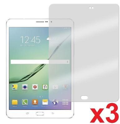 """Hellfire Trading 3x Anti-Glare Screen Protector for Samsung Tab S2 T710 T715 8"""""""
