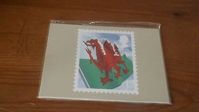 Gb 2009 Mint Phq Cards Complete Set - Celebrating Wales