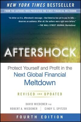 Aftershock: Protect Yourself and Profit in the Next Global Financ...