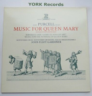 STU 70911 - PURCELL - Music For Queen Mary GARDINER - Excellent Con LP Record