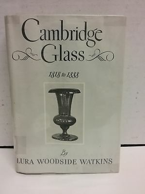 Cambridge Glass 1818 to 1888 The Story Of The New England Glass Company