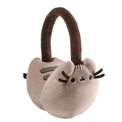 Soft Plush Pusheen the Internet Cat Earmuffs